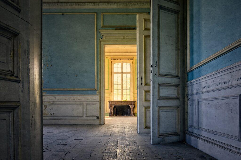 Drzwi otwarte na przeszłość